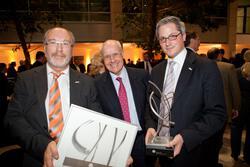 E/D/E mit Wuppertaler Wirtschaftspreis ausgezeichnet