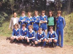 Erste Betriebssportmannschaft gegründet